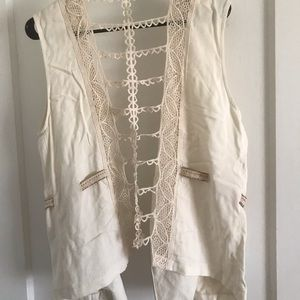 Buckle Jackets & Coats - BKE Boutique vest
